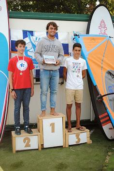 Antón ganó en Junior.